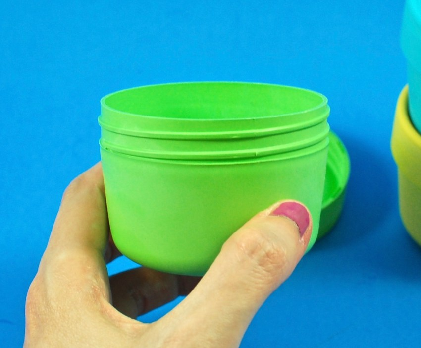eco-friendly snack cups
