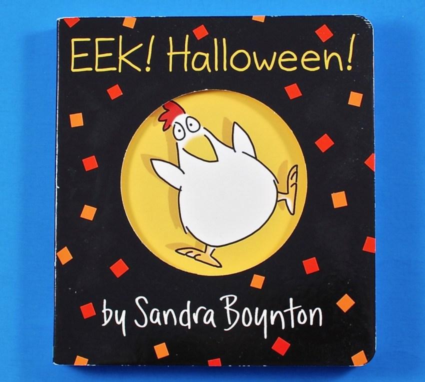 Eek! Halloween book