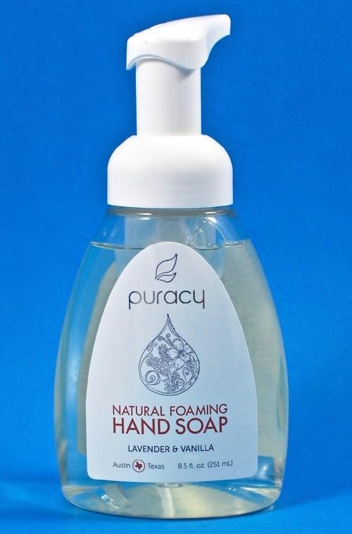 Puracy hand soap