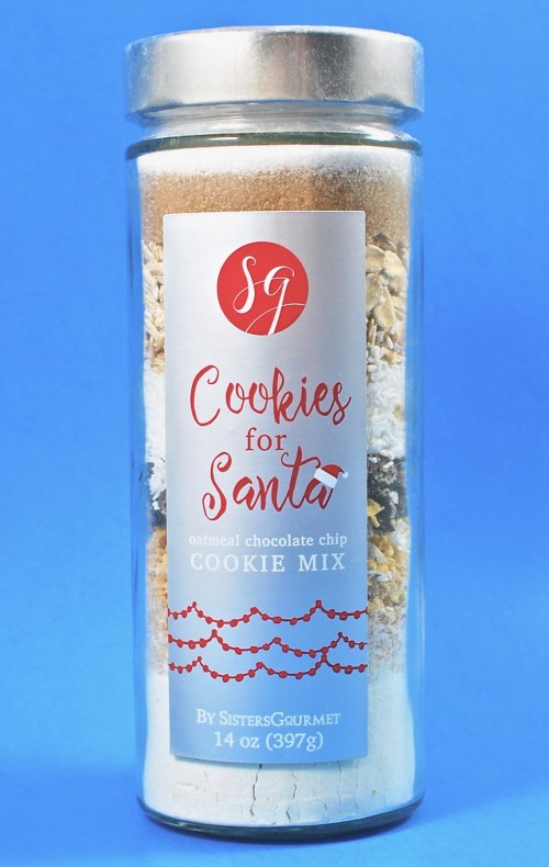 Cookies for Santa mix