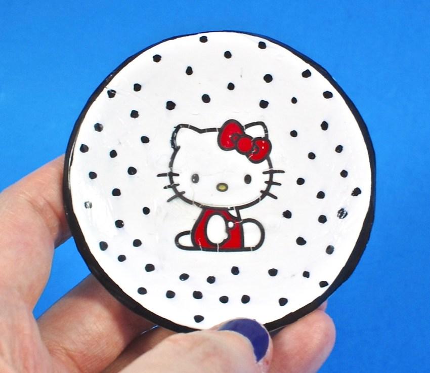 hello kitty ring dish