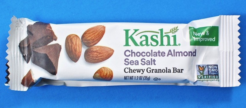 Kashi chocolate almond sea salt bar
