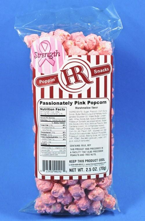 HR Poppin' Snacks