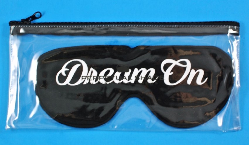 Dream On sleep mask