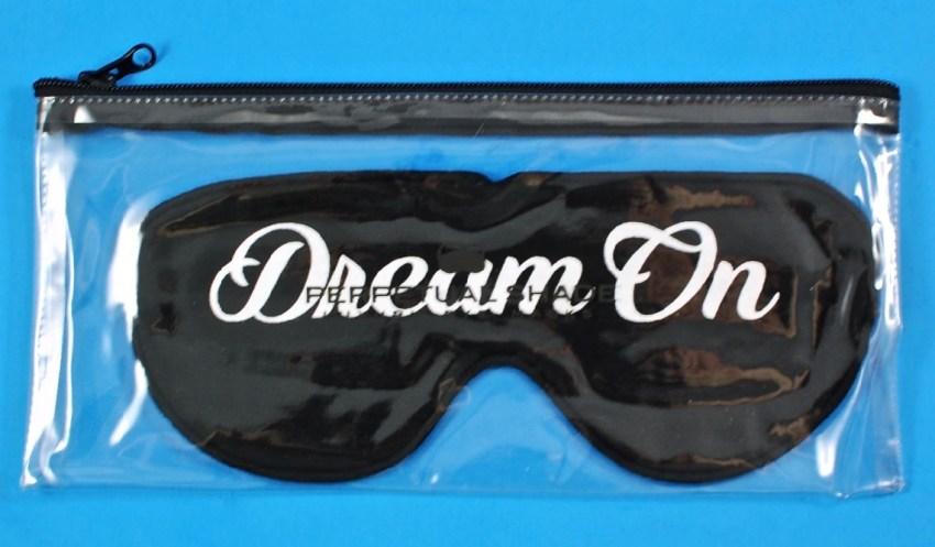 Dream On sleep mask
