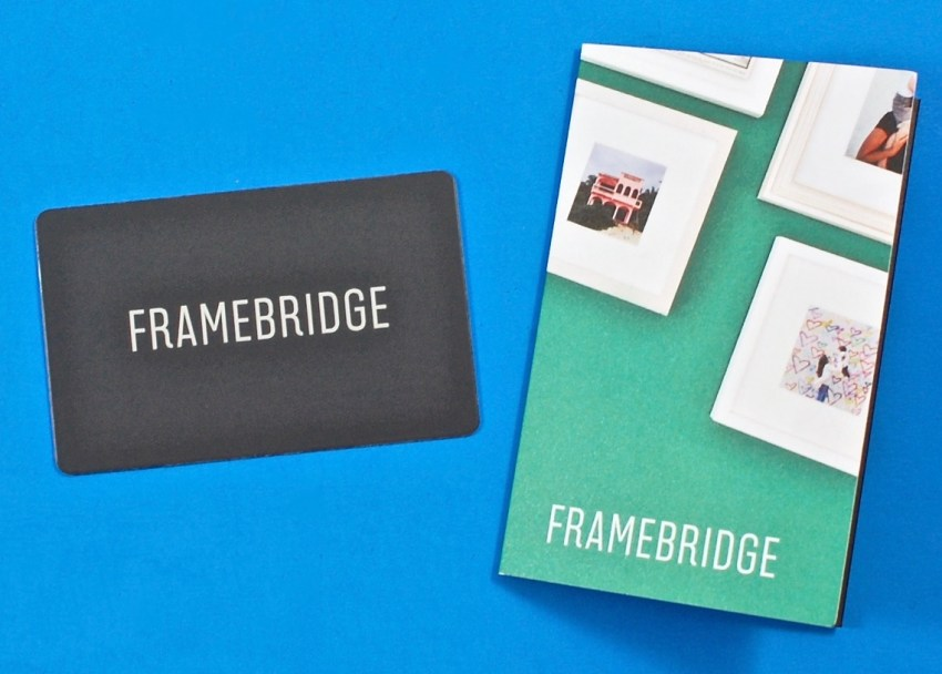Framebridge coupon