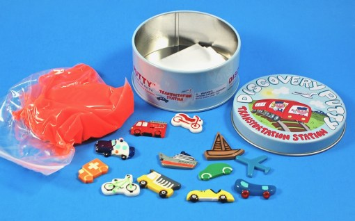 discovery putty