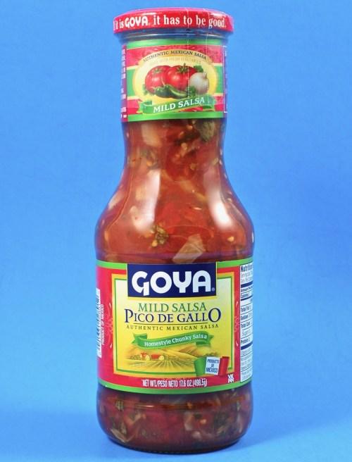 Goya salsa