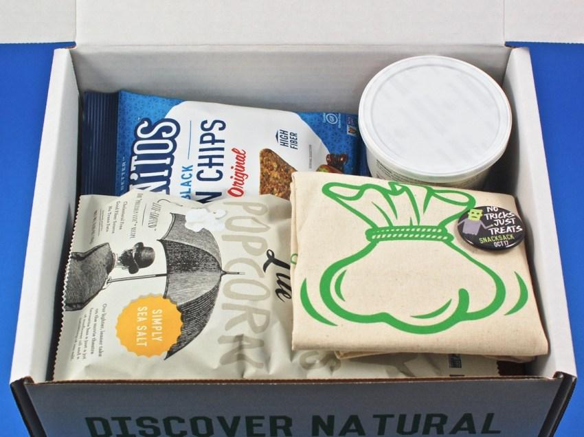 Snack Sack vegan review