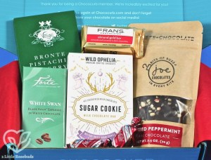 December 2017 Chococurb review