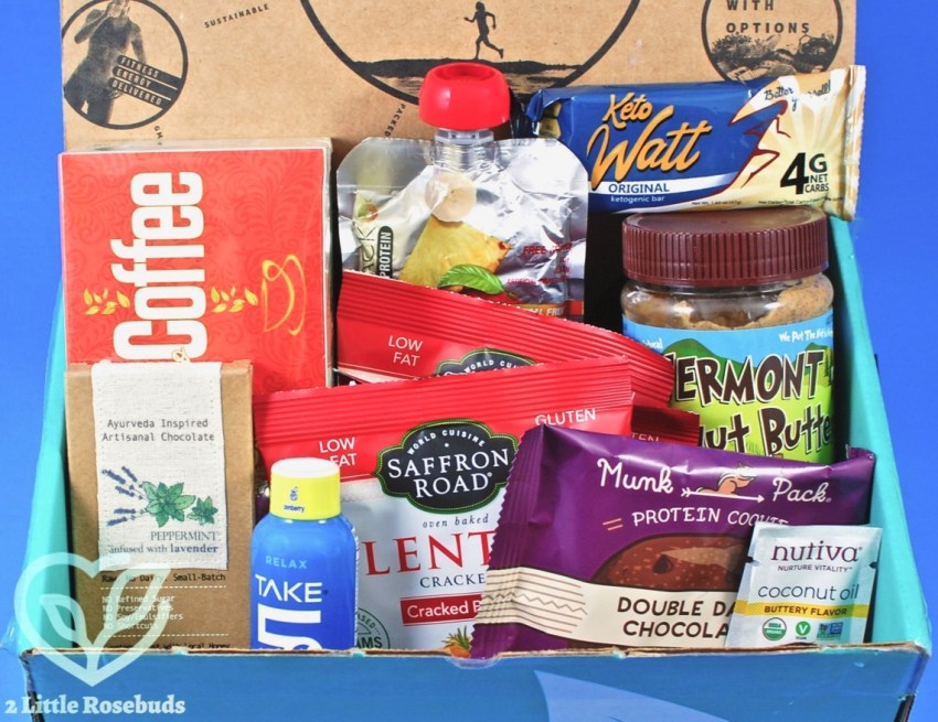 Fit Snack December 2017 Subscription Box Review & Coupon Code