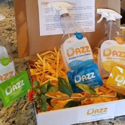 Dazz Cleaning Tablets subscription box