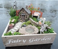 Fairy Garden Chest subscription box
