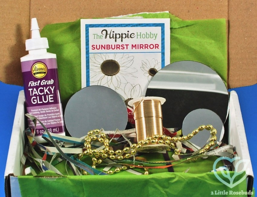 The Hippie Hobby January/February 2018 Subscription Box Review & Coupon Code