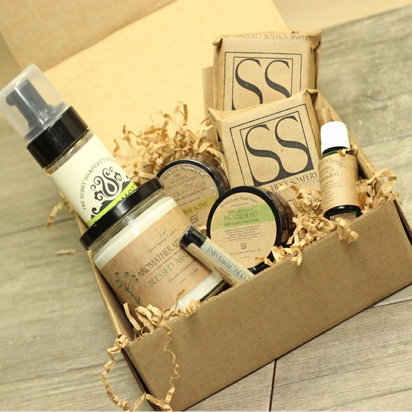 MySudsyCrate subscription box