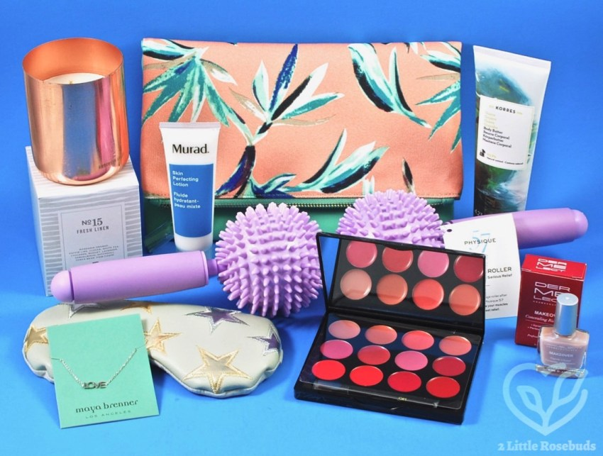 FabFitFun Spring 2018 Subscription Box Review & $10 Coupon Code