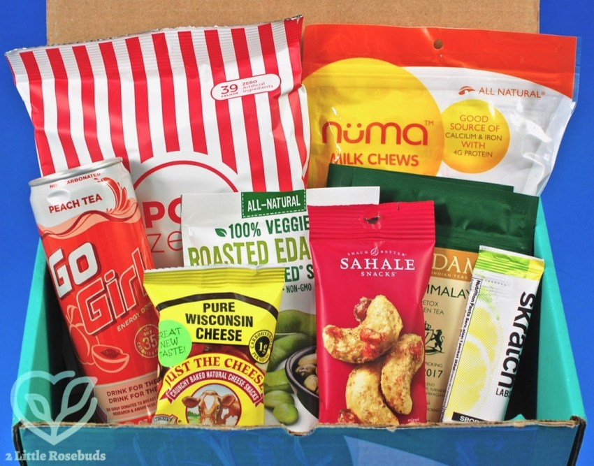 Fit Snack March 2018 Subscription Box Review & Coupon Code