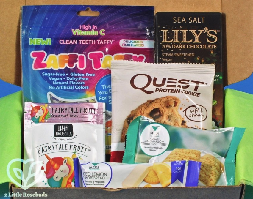 Sleek Treat March 2018 Subscription Box Review & Coupon Code