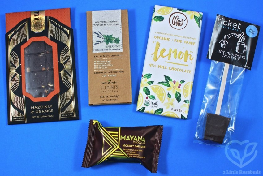 April 2018 Chococurb review