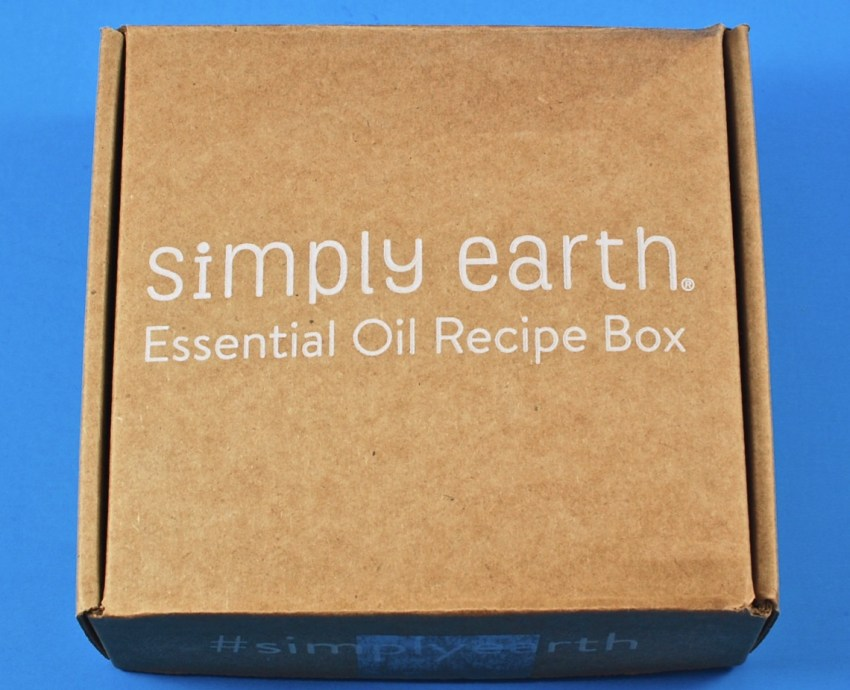 Simply Earth box