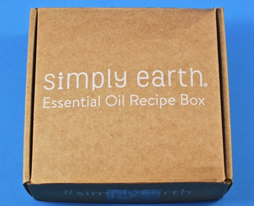 Simply Earth box