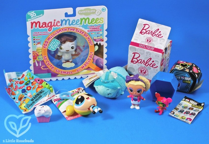 Toy Box Monthly March 2018 Children's Subscription Box Review