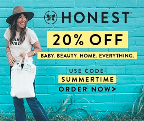 Honest Company June 2018 Coupon – Save 20% Site-Wide!