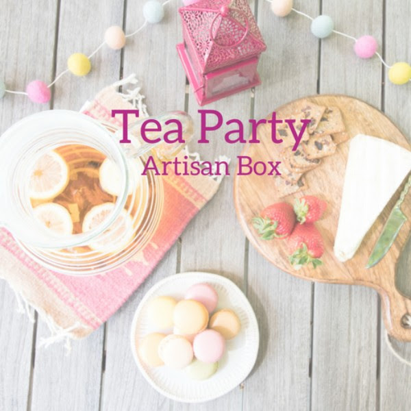 "GlobeIn Artisan Box July 2018 ""Tea Party"" FULL Spoilers & Coupon Code"