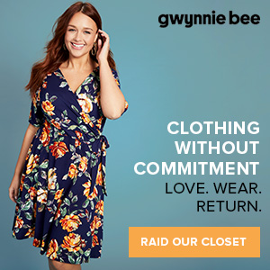 Gwynnie Bee - Clothing without Commitment