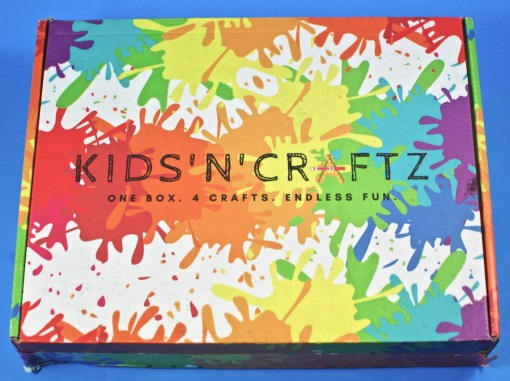 kids n' craftz box