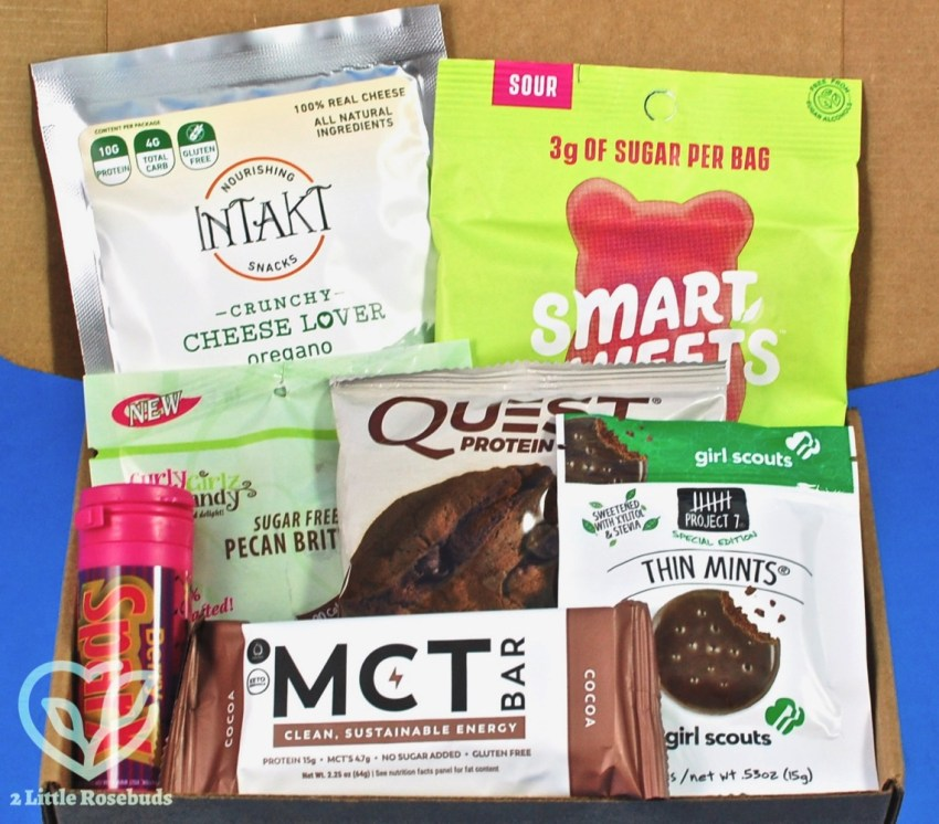 Sleek Treat July 2018 Subscription Box Review & Coupon Code