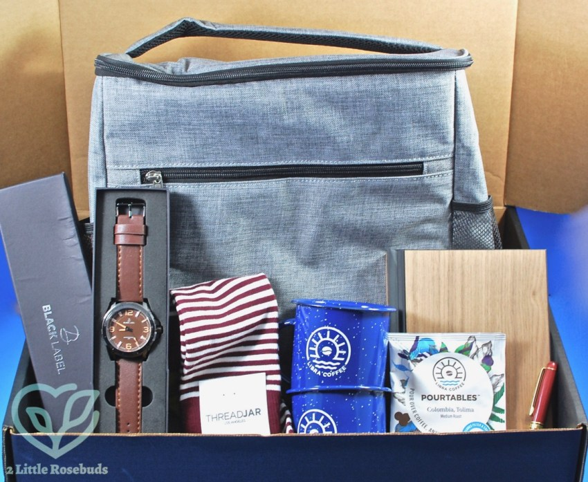 Fall 2018 Gentleman's Box Premium box review