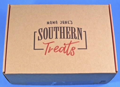 Mama June's Southern Treats box
