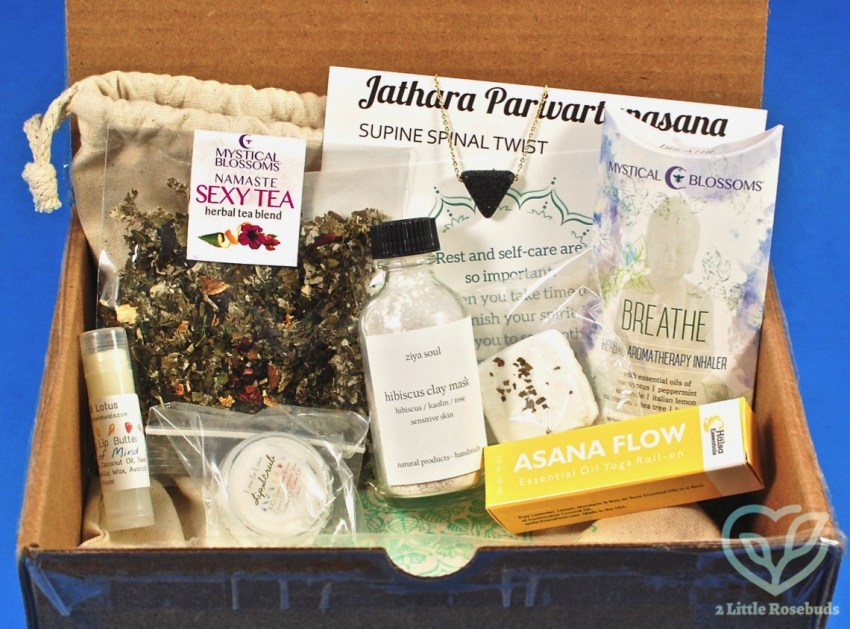 BuddhiBox October 2018 Subscription Box Review & Coupon Code