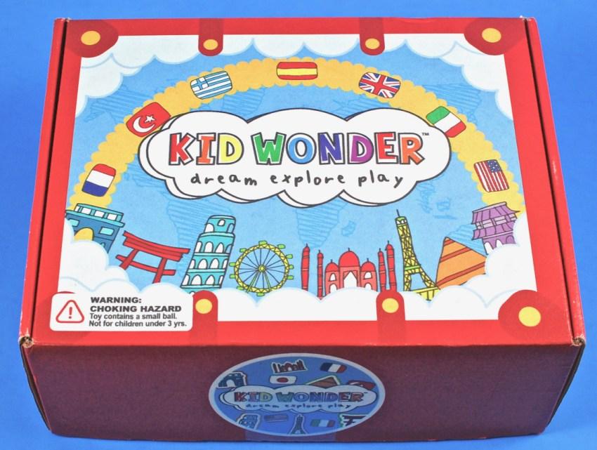 kid wonder box