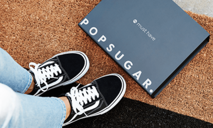 popsugar must have box coupon