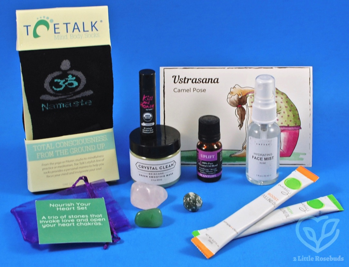 BuddhiBox February 2019 Subscription Box Review & Coupon Code