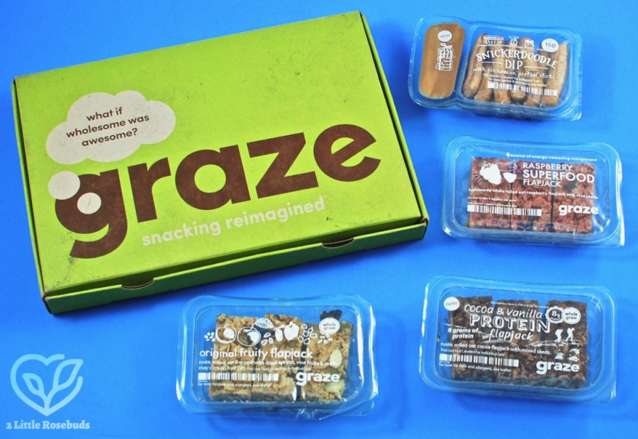 February 2019 Graze review