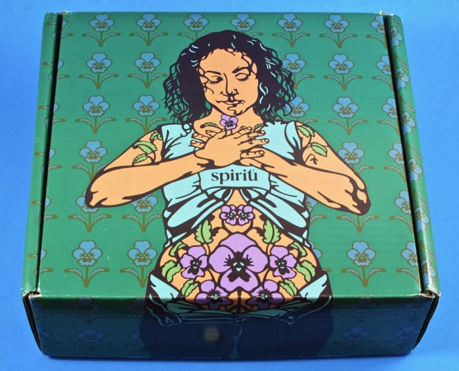 Spiritu box