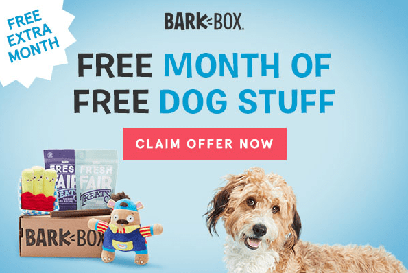 barkbox coupon