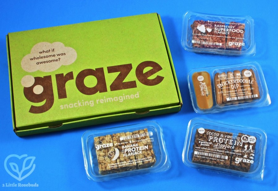 April 2019 Graze review