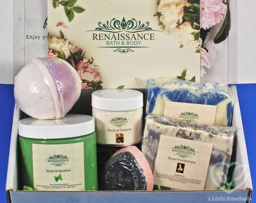 April 2019 Renaissance Bath & Body review