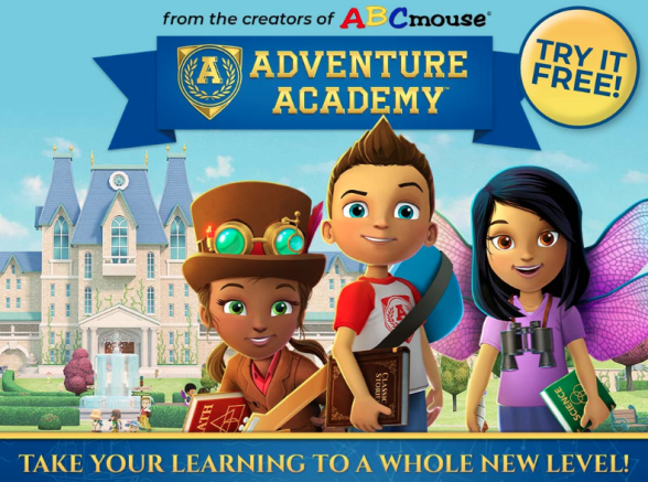 Adventure Academy try it free