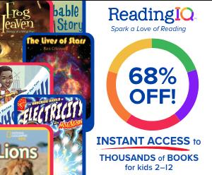 ReadingIQ coupon