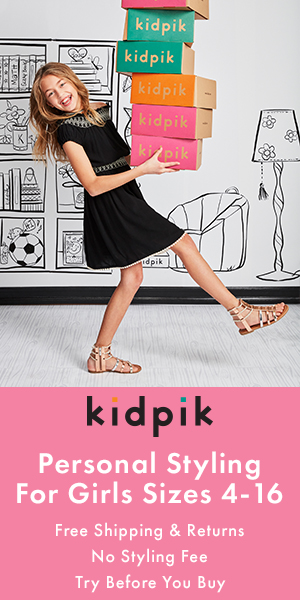 kidpik - Personal styling for girls sizes 4-16