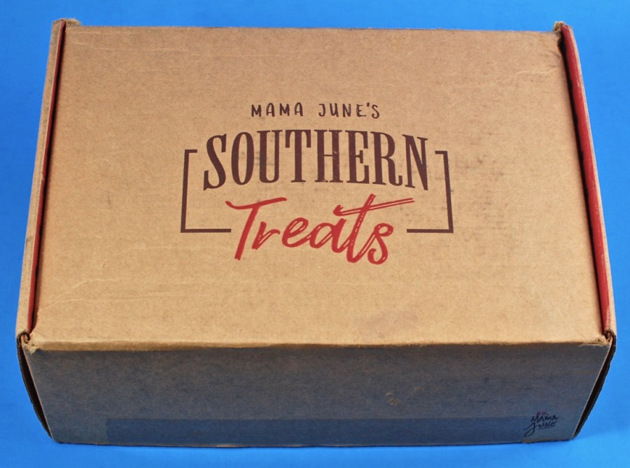 Mama June's Southern Treats box