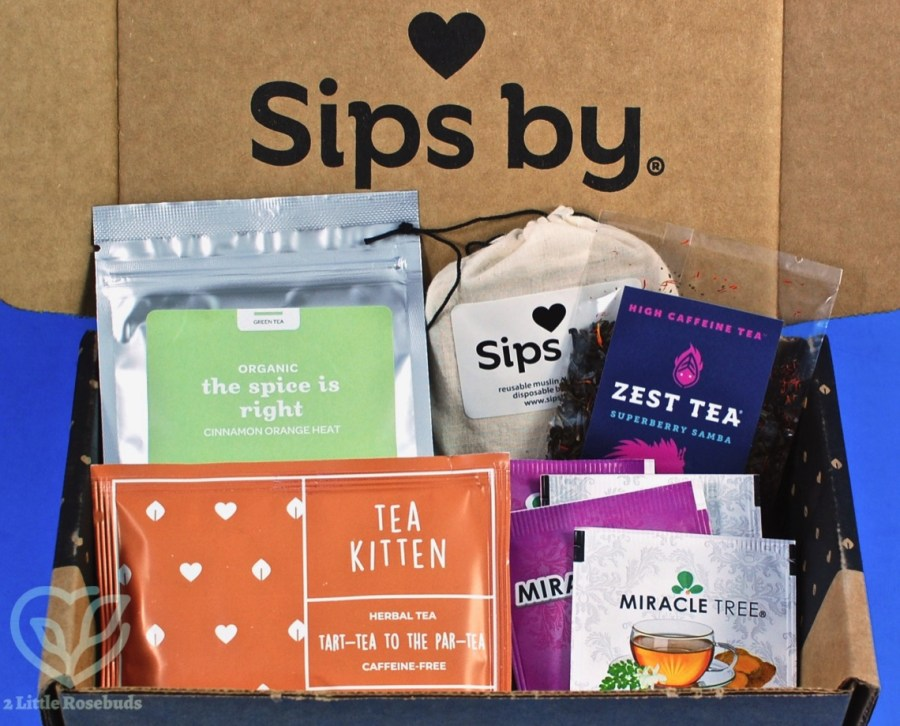 May 2019 Sips By review