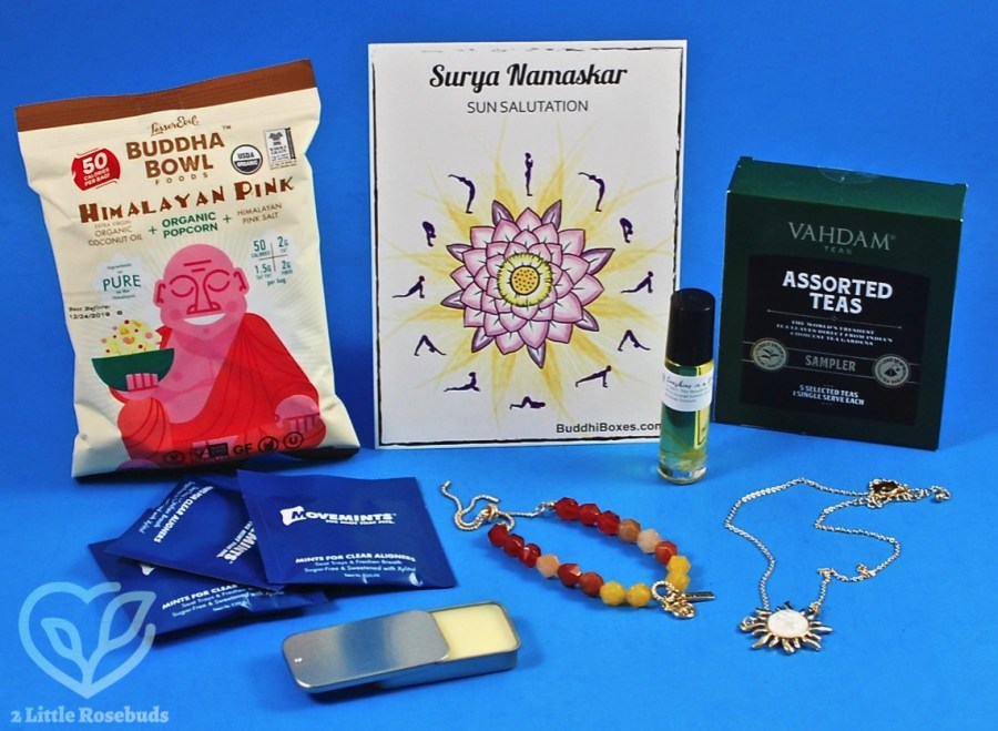 June 2019 BuddhiBox review
