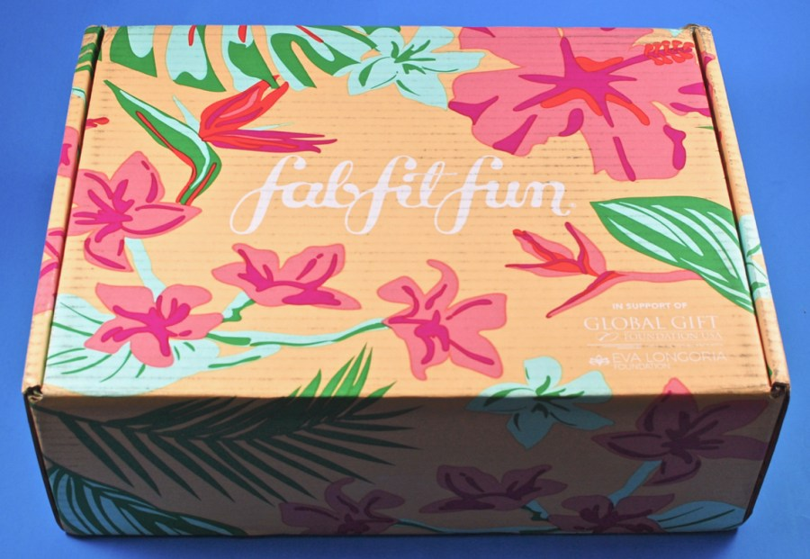 FabFitFun Summer 2019 review