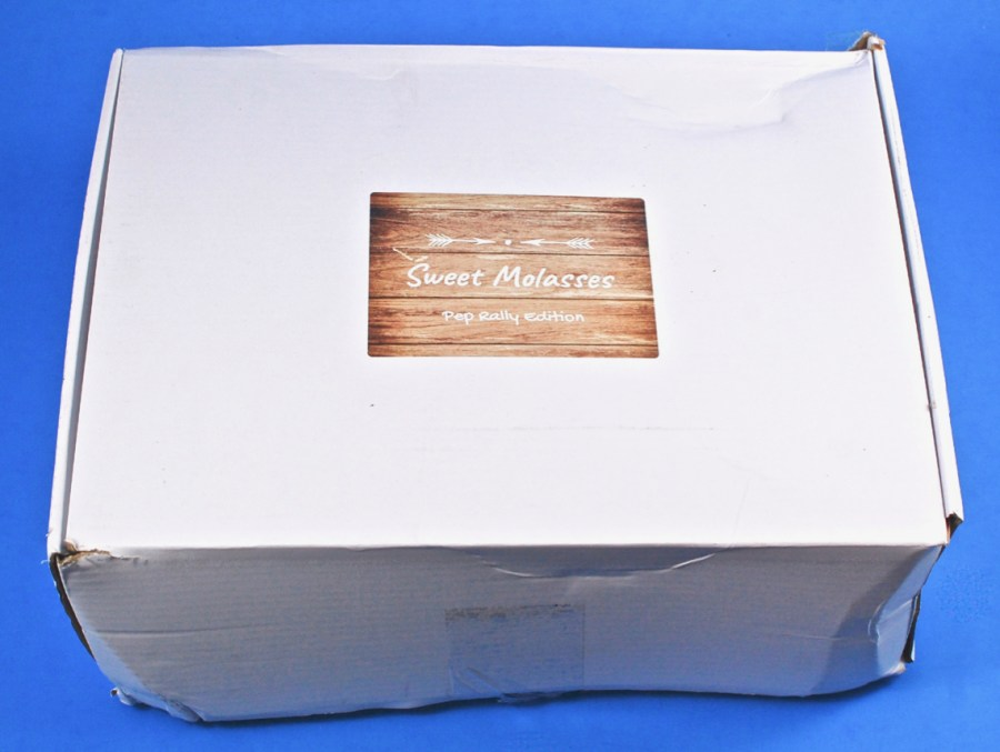 Sweet Molasses box